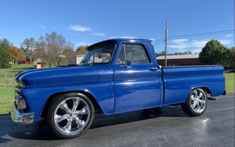 SOLD!  1965 Chevy C10 Short Box..
