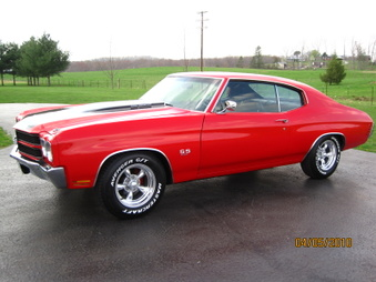 Sorry SOLD! 1970 Chevelle SS 454 Clone!