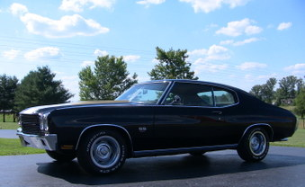 SOLD! 70 Chevelle! 383 Stroker Eng.