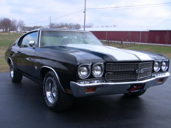Sorry SOLD! 70 Chevelle SS Clone!