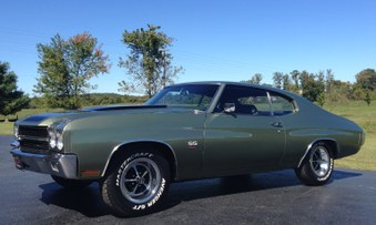 SOLD! 1970 Chevelle SS 454 Clone!