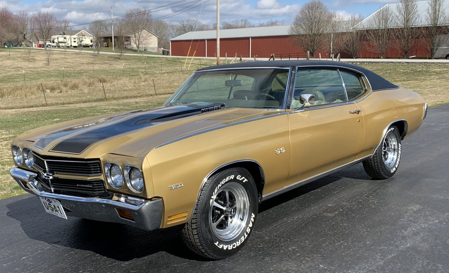 Photo 1 of 45, SOLD! 1970 Chevelle! Small Block / Auto