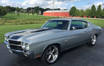SOLD!  1970 Chevelle SS LS1
