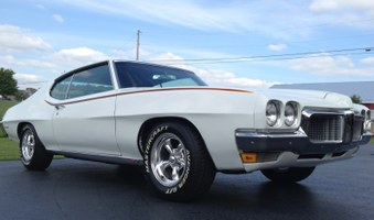 SOLD!  1970 Pontiac Lemans! 350 / Auto!