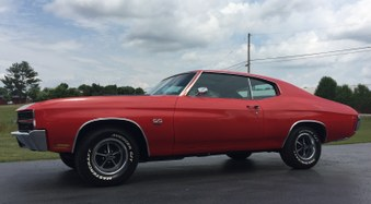 SOLD! 1970 Chevelle SS 396 Clone!