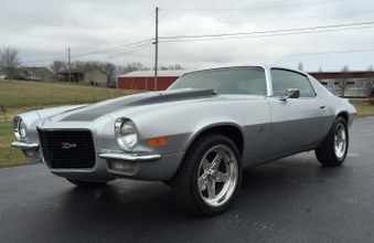 Sold! 1970 Chevy Camaro Z28 Clone!