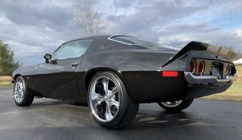 Sold! Nice 71 Camaro Z28 Clone!