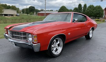 Sold! Chevelle with SS Badging! LS 6.0