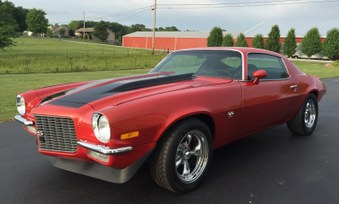Sold 1971 Camaro SS 396! PS, PDB!