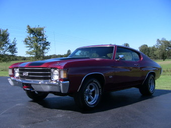 Sold!  1972 Chevelle SS 350..4 Spd!