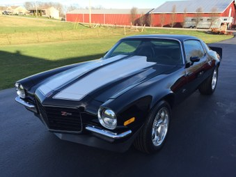 SOLD!    73 Camaro! LS1 Engine, Auto!