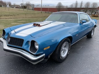 Sold! 1974 Camaro Z28! Built 383! 4 Spd!