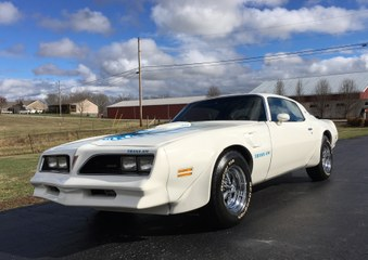 SORRY SOLD! 1977 Pontiac Trans AM!