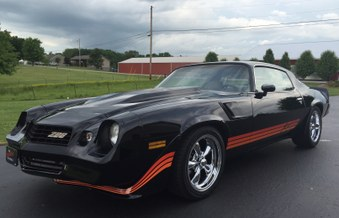 Sorry SOLD! 1981 Chevy Camaro Z28!