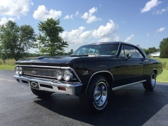 Sorry SOLD! 1966 Chevelle SS! Vin # 138!
