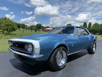 Sorry SOLD!   1967 Camaro SS Clone!