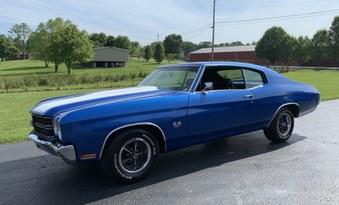 SOLD...1970 Chevelle! 396 /Auto!