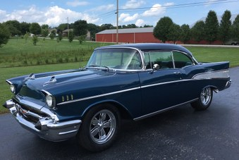Sorry SOLD! Nice old 57 Chevy!