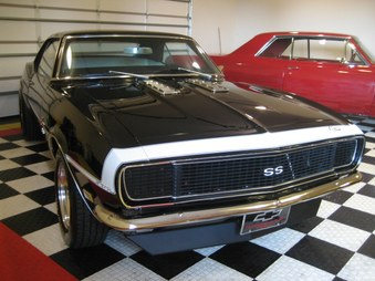 SOLD! 1968 Camaro RS SS!