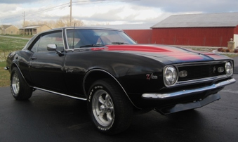 Sorry SOLD!  1968 Camaro Z28 Clone!