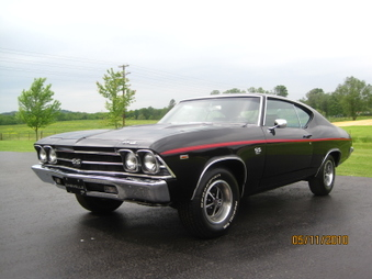 SOLD! 1969 Chevelle SS 396!