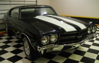 SOLD! 70 Chevelle SS 454 Clone!