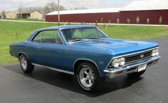 SOLD! 1966 Chevelle SS! 396 Engine!