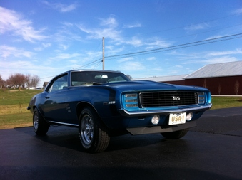 Sorry SOLD!  Camaro! Lemans Blue!