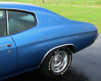 Photo 1 Of 23 Sold 72 Chevelle Ss Clone 350 Eng