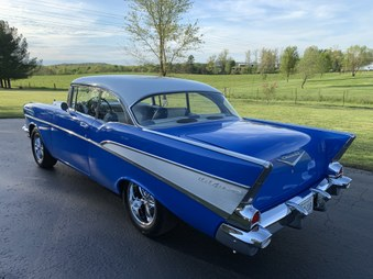 Sorry Sold! AWESOME 1957 Chevy Belair!