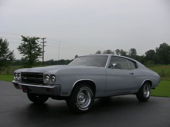 SOLD 70 Chevelle SS Clone!