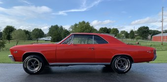 Sorry SOLD! 1967 Chevelle SS Clone!