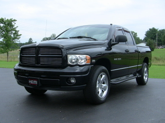 SOLD! 2003 Dodge Ram 1500 Quad Cab 4x4!