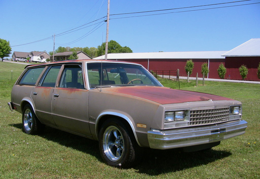 Photo 1 Of 12 Sold 1983 Chevy Malibu Wagon