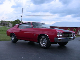 SOLD! 1970 Chevelle!