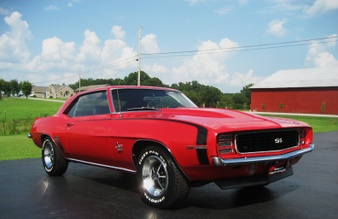 SOLD! 1969 Camaro RS SS X11!