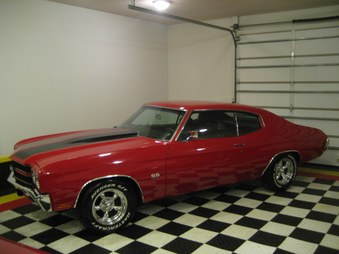SOLD!  1970 Chevelle SS Clone! 454 Eng!