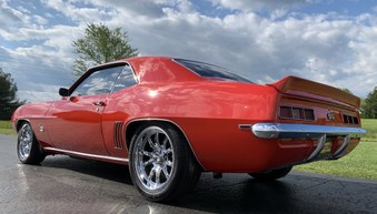 SOLD...Just in! NICE 1969 Camaro SS 396