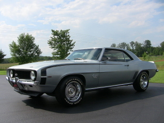 SOLD! 1969 Camaro! 396 Eng / 4 Spd!