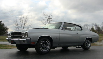 SOLD!  70 Chevelle SS 396, PS, PDB