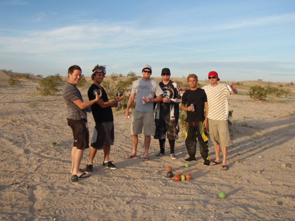 Ocotillo Wells 2009