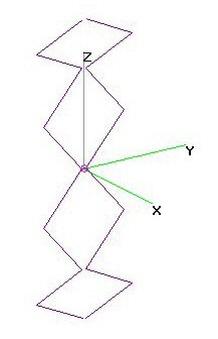 UHF 4-Square Free Form Chireix