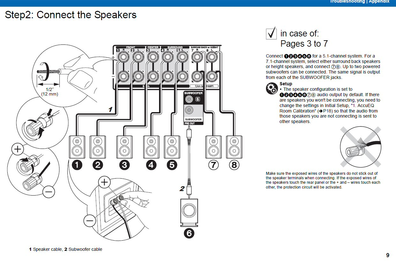 wiring bipolar speakers wire center u2022 rh sischool co