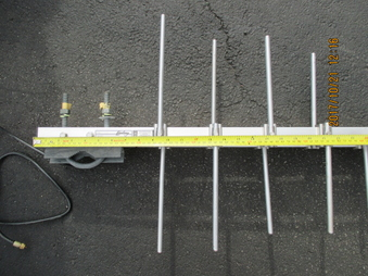 Log-Yagi & Dual-Driven Antennas