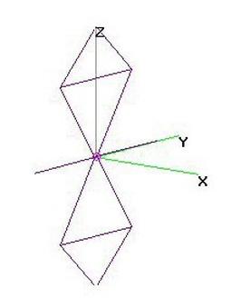 Hi-VHF Quad-Trapezoid-Loop+2Bars - OPT