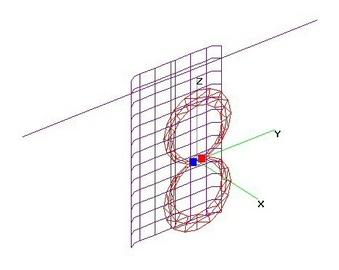 Hi-VHF+UHF Tapered Loop - A-D C2 & C2-V