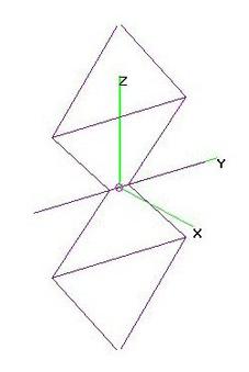 UHF Quad-Trapezoid-Loop+2xBars
