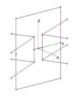 H+U 2-Bay+Loop RLH2 (10.5x8.7) - NO Refl