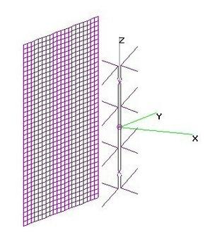 "UHF M4 (9.5x9.0) 4-Bay+FLAT Grid at 16"""