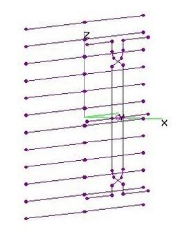 UHF 3-Bay FAT Dipoles + 12 Pair RR - OPT